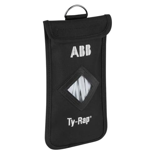 Kabelbinder 185 x 4,8mm Tasche incl. TY-TOTE-25